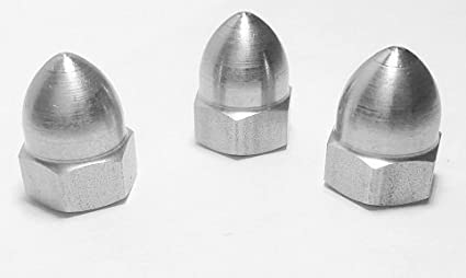 1//2-13 18-8 Stainless Steel High Crown Acorn Nut