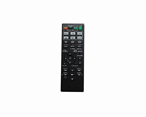 LR Generic Remote Control Fit for DAV-DZ170 DAV-DZ171 HBD-TZ140 HBD-TZ130 5.1 Channel for Sony Bravia DVD Home Theater AV System
