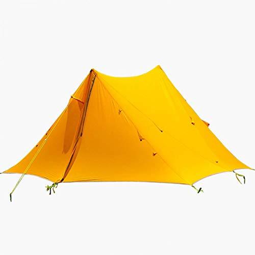 RDGDSGED 2 Hombres Al Aire Libre Ultraleicht Camping