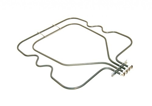 daniplus Heizelement Unterhitze 1350/1500W 230V/86/75V passend wie EGO 20.40055.001, Bosch Siemens 212622