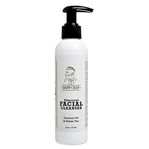 Facial Cleanser for Men   Powerful Deep Pore Cleaning / Unclogging Formula   Rapid-Acting Rejuvenation Results - See The Difference in 3 Weeks or Less