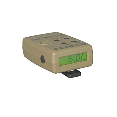 Competition Electronics Pocket Pro II Timer, Grey