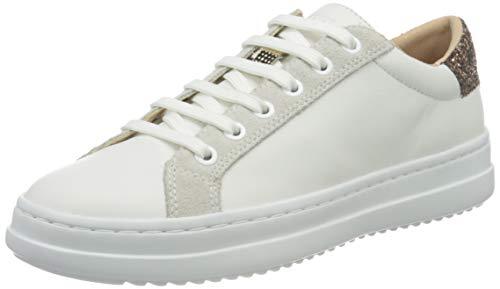 Geox D Pontoise F, Sneaker Mujer