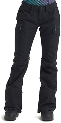 Burton Women's Gloria Snow Pant, True Black W20, Small