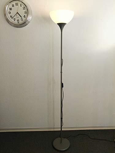 Dapo Steh-Leuchte-Lampe Kim Decken-Strahler inklusive 1 x Energiespar Leuchtmittel E27, max. 23W Wohnraum-Flur-Leuchte-Lampe
