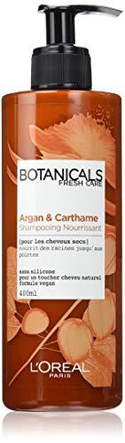 L'Oréal Paris Botanicals Shampoo Aufguss, für trockenes Haar, 400 ml