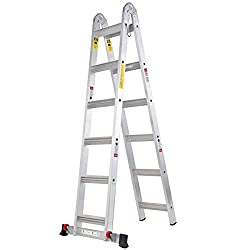 TOPRUNG 12ft. 2IN1 Ladder?