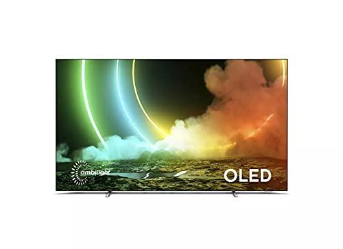 Philips 65OLED706 4K UHD OLED Android TV, 55 Pulgadas