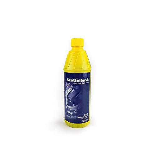 Scottoiler Öl-Nachfüllpack eSystem und vSystem Standard blau 0 – 30 °C 500 ml