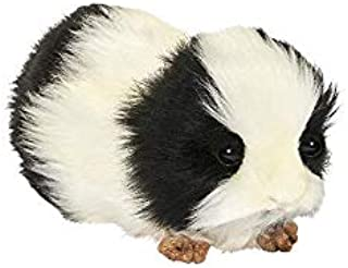 HANSA Guinea Pig Plush, Black/White