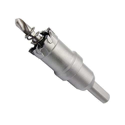 Sierra de agujero bi-metal T.C.T carburo resistente LAIWEI de grado industrial cortador de agujeros de acero inoxidable (7/8'22mm)