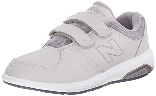 New Balance womens 813 V1 Hook and Loop Walking Shoe, Wind Chime, 12.5 Narrow US