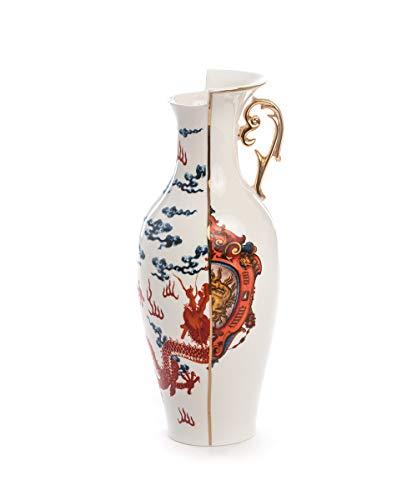 Vase en Porcelaine Ø 14 cm H.32,5 \