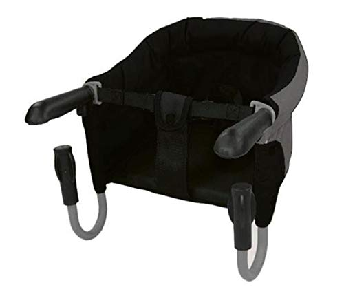 Haberkorn Tischsitz Kinder Baby - Babysitz grün/schwarz