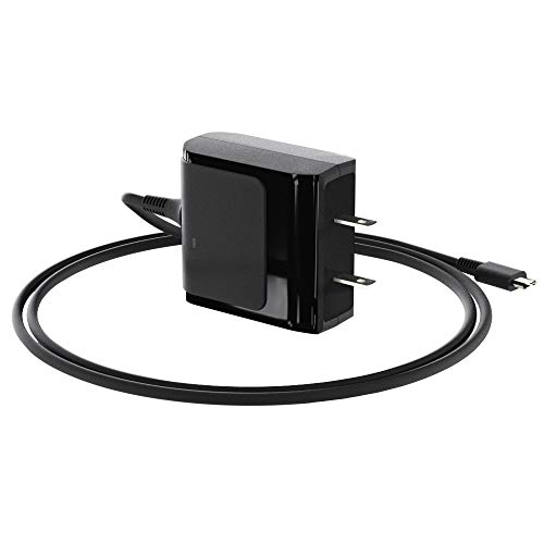 """Mackertop Kindle Fire Fast Charger AC Adapter 2A Rapid Charger with 6.6Ft Micro-USB Cable for Amazon Kindle Fire 7 HD 8 10 Tablet, Kids Edition,Kindle Fire HD HDX 7"""" 8.9"""", Fire Phone"""