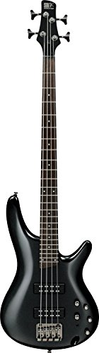Ibanez Sr300E Electricguitar 4Strings Black - guitars (4 cuerdas, 1,14 mm, 1,65 mm, 2,16 mm, 2,67 mm)