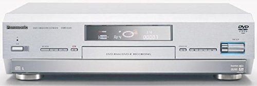 Best Buy! Panasonic DMR-E20K DVD Recorder and Player, Black