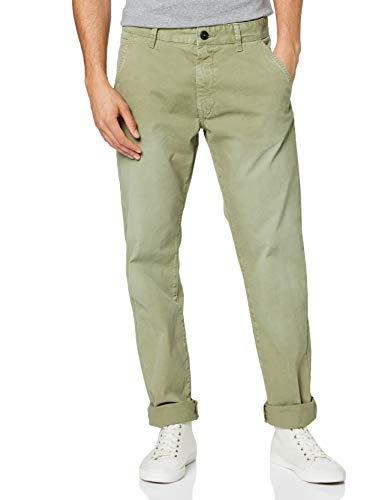 Pepe Jeans Herren Callen Chino Hose, Grün (Army 716), One Size (Herstellergröße: W29/L28)