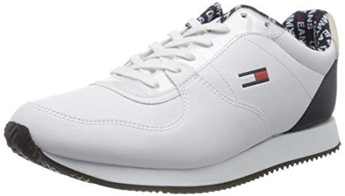 Tommy Hilfiger Herren Stevie 3c3 Sneaker, Weiß (RWB 0k5), 43 EU
