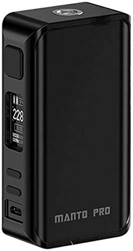 Rincoe Manto Pro 228w Box Mod Akkuträger Farbe Full Black
