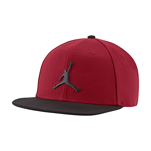 Nike Herren Jordan Pro Jumpman Snapback Cap Rot One Size