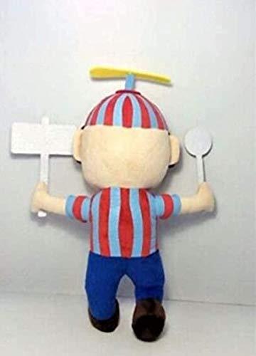 HNZSPlüschtier Fünf Nächte bei Freddy s 4er Puppe 30cm Clown Lollipop Puppe Große Größe Kinder Geschenk Familiendekoration Haustier Spielzeug Kinder Geburtstag