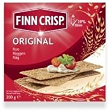 Finn Crisp Original Rye (9x7 Oz) Kosher