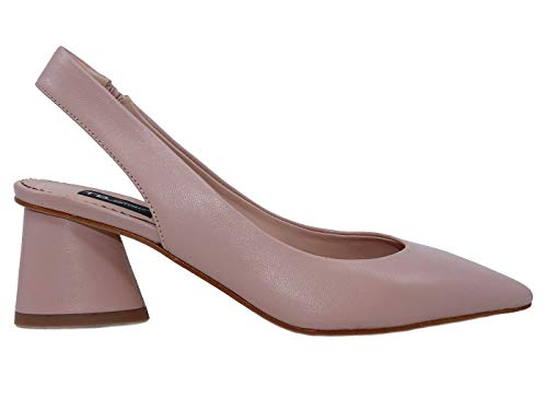 Tosca Blu Cayman SS2045S889 Slingback Donna in Pelle Rosa Pink, 38