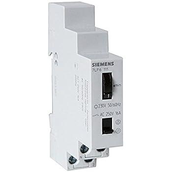 Siemens - Automático escalera para conexion 4 hilos: Amazon.es: Industria, empresas y ciencia