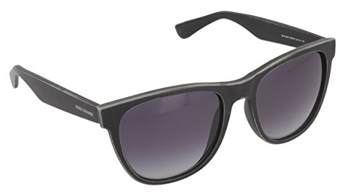 Boss Orange Unisex-Erwachsene BO 0198/S HD 9DR 54 Sonnenbrille, Schwarz (Blck Grey)