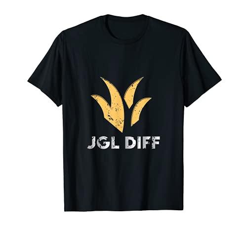Camiseta de juegos Lol Jungle diff League of tilter | Camiseta