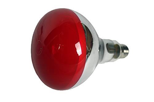 Infrarot Wärmelampe Glühbirne Rotes Licht mit Standard Medium Screw Base (275W, 220V)