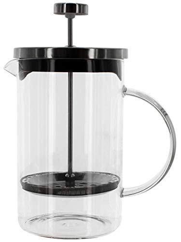 Kaffeepresse Kaffeebereiter aus Glas 800 ml