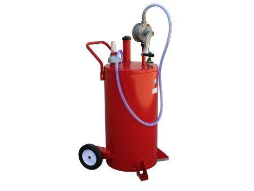 Dynamo DYOHTGC Capacity Steel Gas Caddy (25 Gallon)