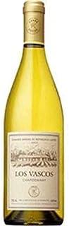 シャルドネ 2020 ロス ヴァスコス 750ml 白ワイン チリ