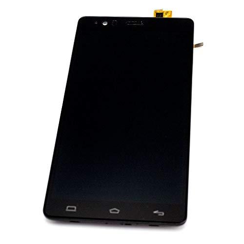 Pantalla Táctil + LCD BQ Aquaris E6 Negro