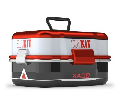 XADO Kit SUV for Manual Transmission - Engine, Power Steering, Transmission, Fuel Additives Bundle