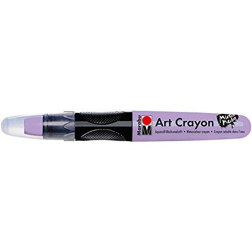 Marabu 01409003007 Creative Art Crayons, Purple