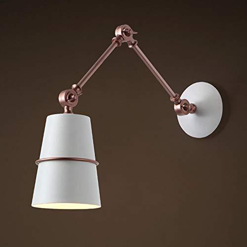 Wandlamp Vouwbaar licht van de creatieve persoonlijkheid van de zolder voor verstelbare wandlamp van de restaurantstudiecafés E14