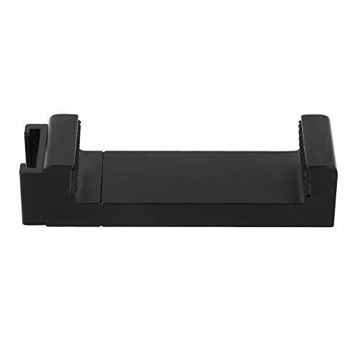 DAUERHAFT Abrazadera para teléfono móvil Compacto, Ligero, Clip de Metal portátil para...