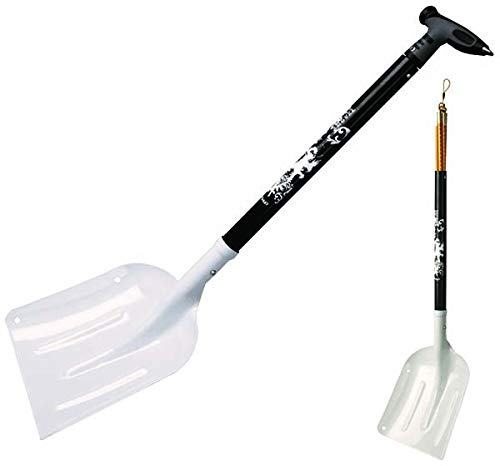 New DEMON UNITED Escape Elite Snow Shovel with Probe
