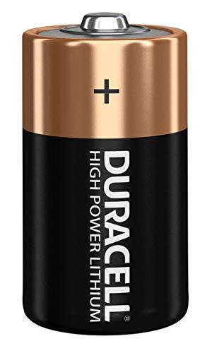 Duracell CR17345 Lithium Batterie DL123, 10-er VT-Faltschachtel