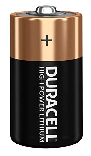 Duracell CR17345 Lithium Batterie DL123, 10-er VT-Faltschachtel