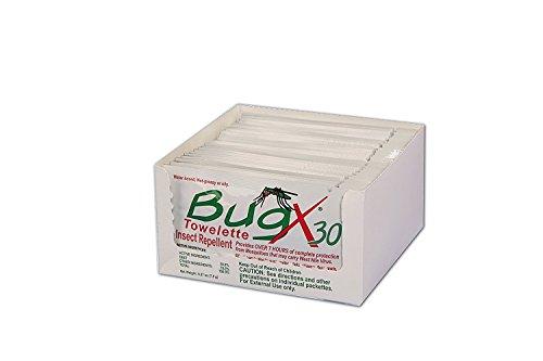 Bug X Repellent Wipes