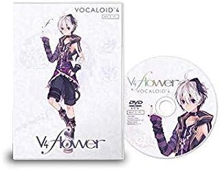 GYNOID (ガイノイド) VOCALOID4用歌声ライブラリ VOCALOID4 Library v4 flower 単体版