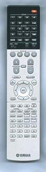 Yamaha OEM RAV554 Receiver Remote Control PN  ZW695200