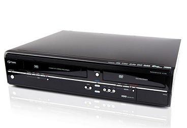 Funai VHS-DVD-HDD Rekorder TD6D-D500GB