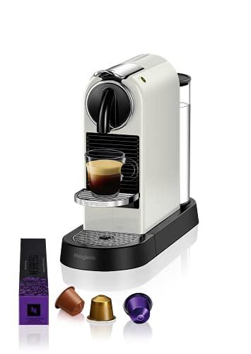 Nespresso 11314 Citiz Coffee Machine, White by Magimix