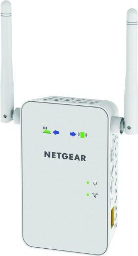 NETGEAR EX6100-100PES WiFi Range Extender (RJ-45, 750Mbps)