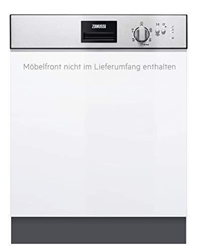 Zanussi ZDI22003XA Integrierter-Geschirrspüler / 60cm / AirDry - perfekte Trocknungsergebnisse / A / Besteckkorb / Beladungserkennung / Intensivprogramm / Startzeitvorwahl / Wasserstopp